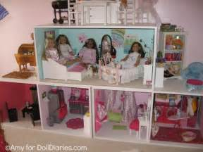 Target Tall Bookcase Amy S American Sized Dollhouse Doll Diaries