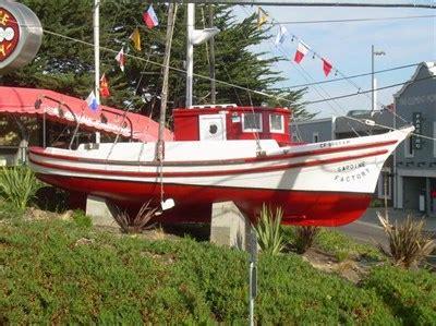 monterey boats factory sardine factory monterey california landlocked boats