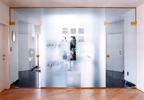 vetrate per scale interne scale interne in vetro calpestabile parete a vetro per