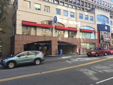 galleria garage parking in boston parkme