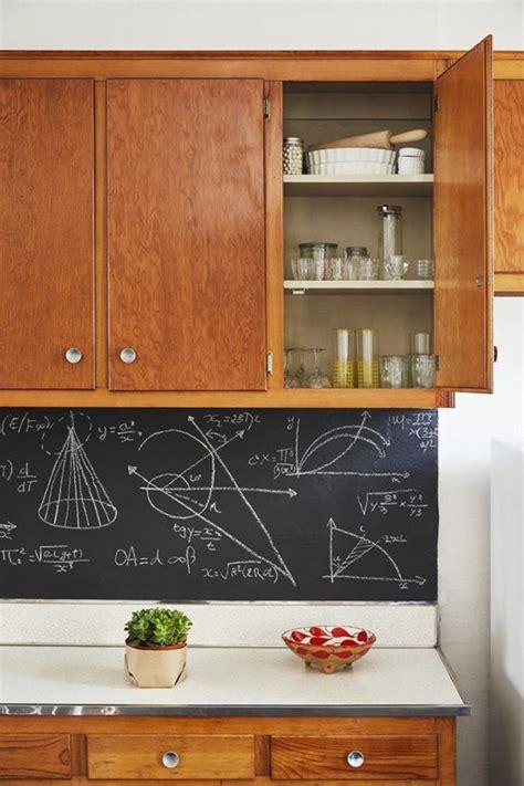 25 popular chalkboard kitchen backsplashes to splash of