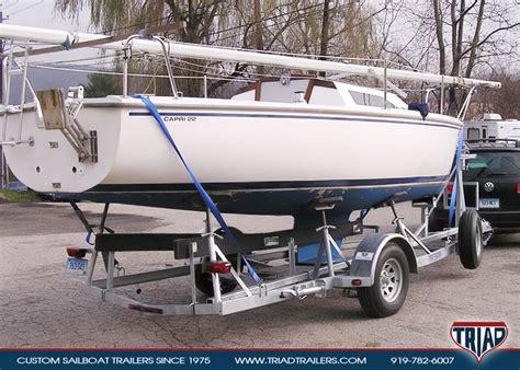 boats for sale triad nc capri 22 wing keel