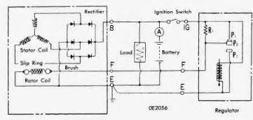 repair manuals nippondenso toyota alternators 1965 73