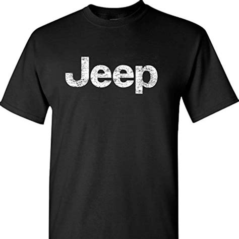 Tshirt Jeep Black jeep wrangler s clothing accessories black mods