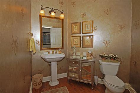 window decor powder room french style powder room