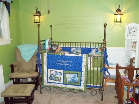 peter pan crib bedding a modern day fairy tale nursery