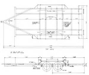 16 Car Trailer Building Plans Cd Car Hauler Truck Farm How Building Plans For Utility Trailers