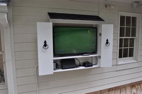 outdoor weatherproof cabinets for electronics weatherproof tv cabinet cabinets matttroy