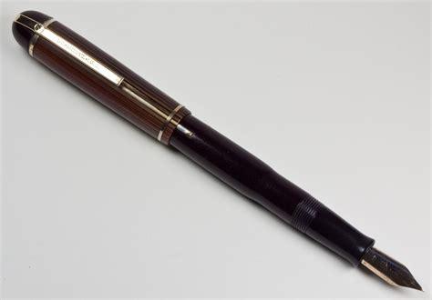 pen sections for sale eversharp skyline dubonnet red standard lever fill pen c