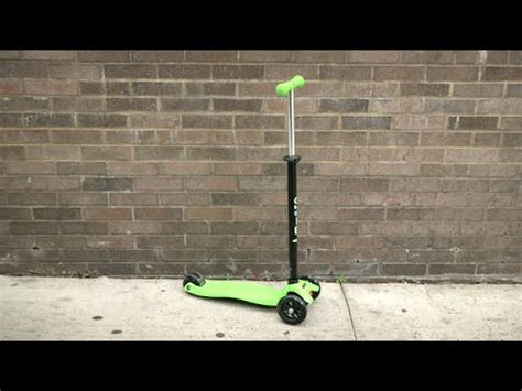 Scooter Kikcboard Terbaru clip hay micro kickboard tjsa3ggd0c4 xem