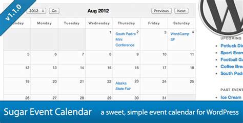 wordpress calendar plugins event booking post