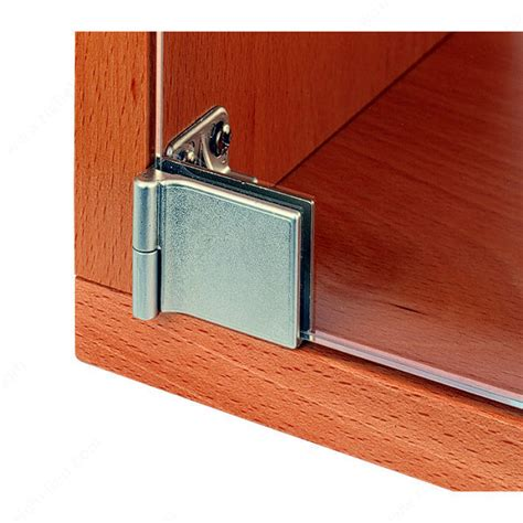 glass cabinet door hinges snap in hinge for glass door recessed within furniture