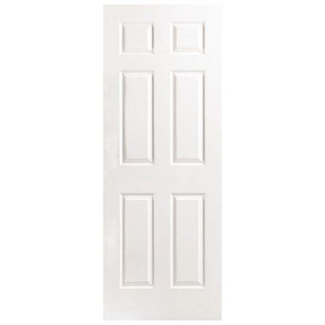 Composite Interior Doors Masonite 36 In X 96 In Smooth Flush Hardwood Hollow Unfinished Composite Interior Door