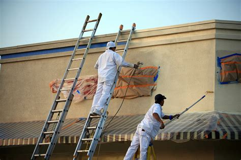 how to maintain a commercial paint job turner s painting