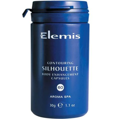Elemis Detox Capsules Reviews by Elemis Enhancement 60 Capsules Silhouette Hq Hair