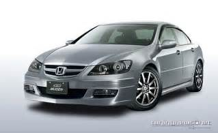 mugen presents aero styling set for acura rl honda legend