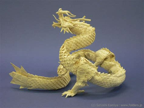 Most Popular Origami - 10 origami and papercraft sculptures