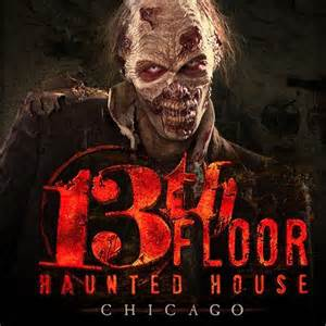 The 13th Floor Chicago haunted house review 13th floor haunted house chicago