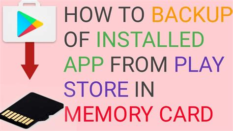 Play Store Restore How To Backup Of Installed App From Play Store Restore