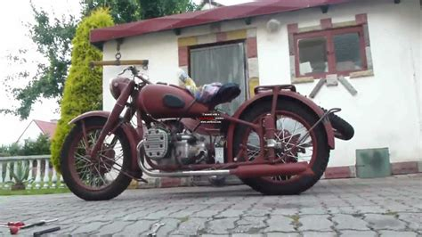 Ural Motorrad Youtube by M72 Motorcycle Youtube