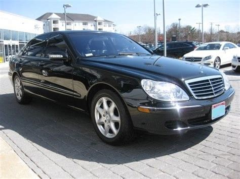 2003 Mercedes S430 by Find Used 2003 Mercedes S430 4matic Sedan 1 Embassy