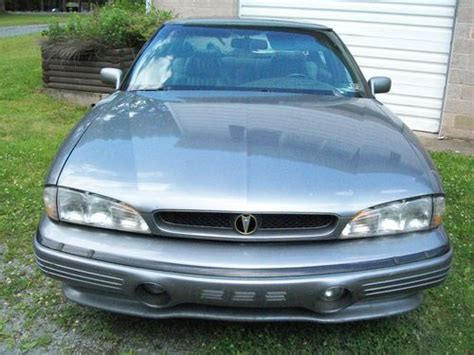 how to sell used cars 1992 pontiac bonneville parking system purchase used 1992 pontiac bonneville ssei sedan 4 door 3 8l 131k original miles l k read in
