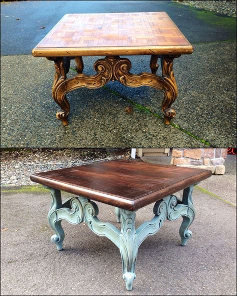 25 best ideas about painted coffee tables on wood pallet coffee table coffee table