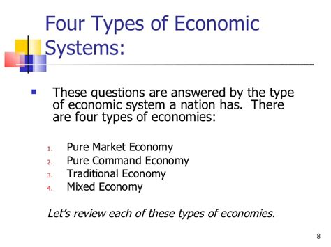 Types Of Economic Systems Worksheet by Pictures Types Of Economies Worksheet Toribeedesign