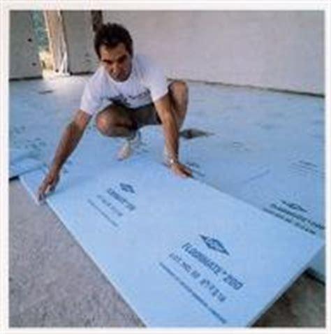 isolante per pavimenti pannelli isolanti floormate