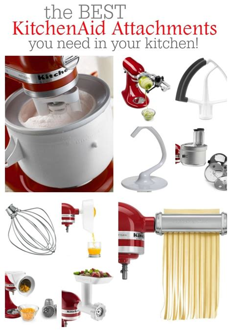 best kitchenaid attachments the best kitchenaid attachments you need in your kitchen