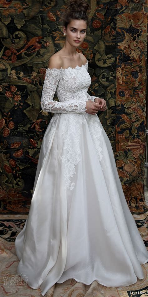 Lihi Hod Bridal 2016 Wedding Dresses   Wedding Inspirasi