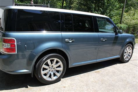 Side Toaster Ford Flex The Mommybloggermobile Grasping For Objectivity