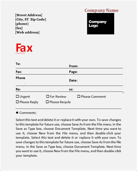 free printable medical fax cover sheet fax cover sheet template 6 free download in word pdf