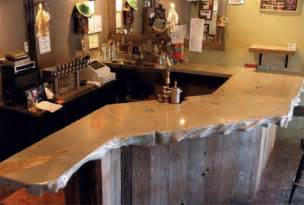 Bar On Top by Brilliant Concrete Bar Tops Concrete Decor