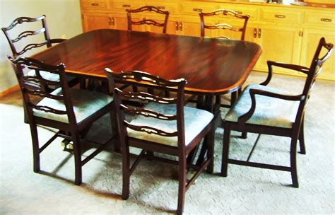 restoring dining room table how to restore an oak dining