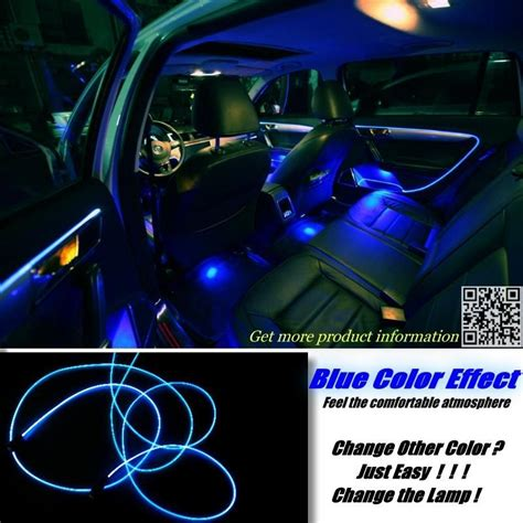 Auto Tuning Innenausstattung by Interior Ambient Light Tuning Atmosphere Fiber Optic Band