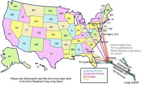 map usa bahamas map of usa and bahamas my
