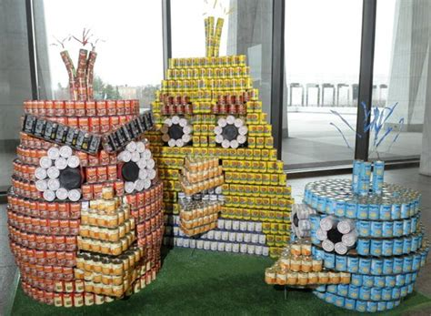 canstruction design plans top 10 best and most creative canstruction designs