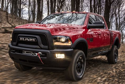 Ram Power new ram power wagon arrives late this year as a 2017 model
