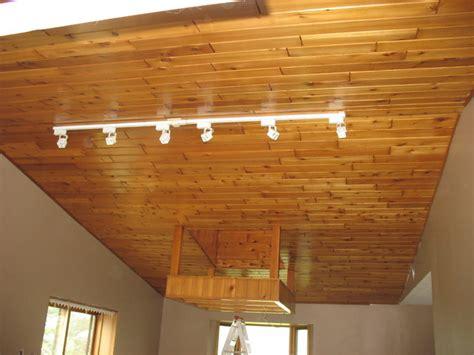 Cedar Ceiling by Farmhouse Cedar Ceiling