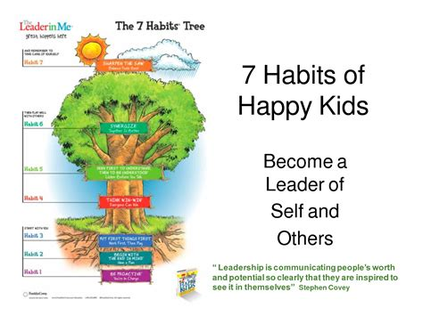 the 7 habits of the 7 habits of highly effective people pdf