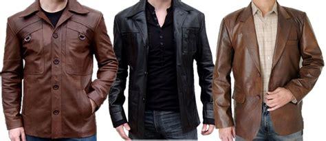 toko jaket kulit pria custom desain sendiri harga