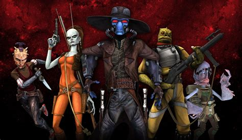 the bounty hunters clone wars viewer s guide the bounty hunters the wars report