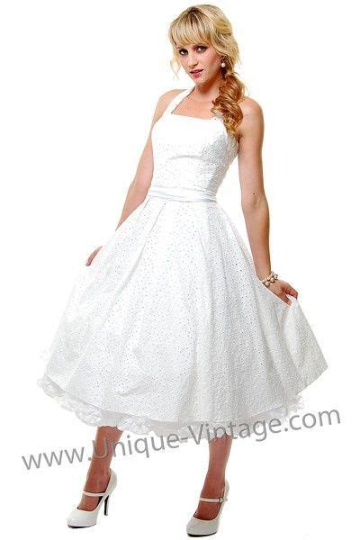 Pinup Style Wedding Dresses by Eyelet Pinup Style Dress Wedding Dress 98 Gowns