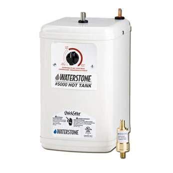 instant water sink waterstone h 5000 sink instant water tank