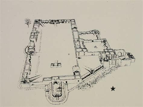 Alamo Floor Plan 1836 by Battle Of The Alamo Thirteen Days To Glory