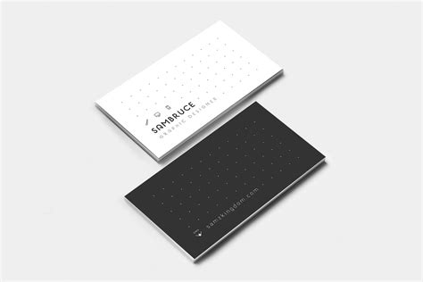 multipurpose business cards minimal multipurpose business card by sambruce on envato studio