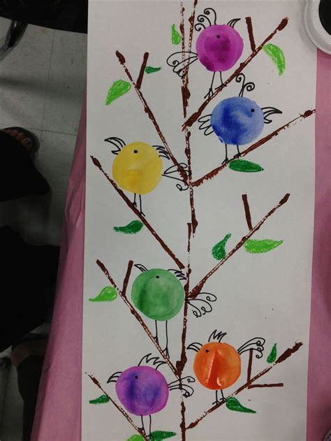 spring painting ideas spring art projects for elementary students www pixshark