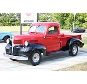 1947 Dodge Half Ton Pickup  Tennessee Classic Automotive