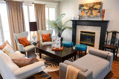 funky living room ideas funky formal living with a global touch eclectic